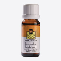 Lotus Touch Essential Oil Lavender Highland 10 ml
