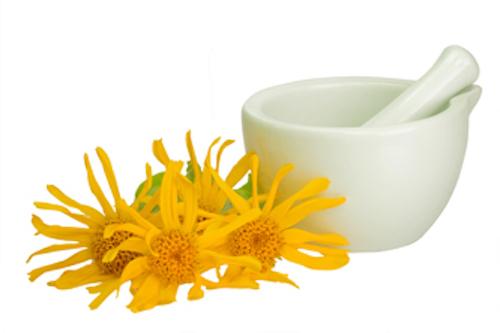 BIOTONE and Arnica Extract