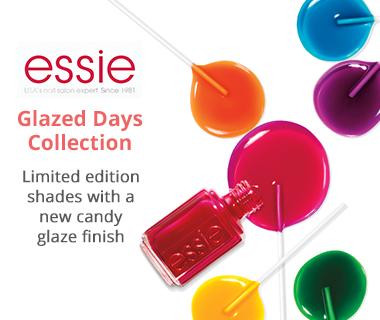 ESSIE Glazed Days Collection